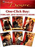 One-Click Buy: February 2010 Silhouette Desire: The Desert Prince\Executive's Pregnancy Ultimatum\The Playboy's Proposition\Seduction and the CEO\Marrying ... Blackmailed Bride's Secret Child