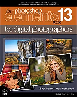the photoshop elements book 13