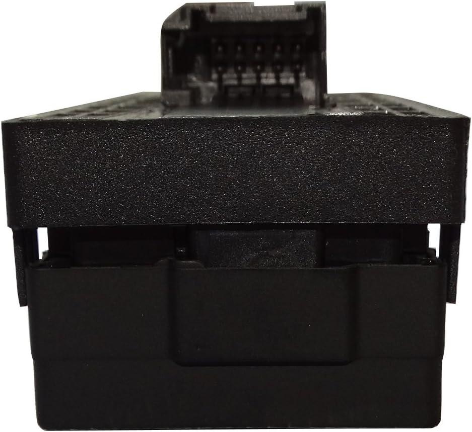 Commodo Interrupteur Bouton l/ève-vitres Compatible 4B0959851B C17173 Aerzetix