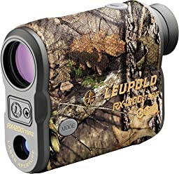 Leupold RX-1200i TBR/W with DNA Laser Rangefinder OLED Selectable, Mossy Oak Break-Up Country,