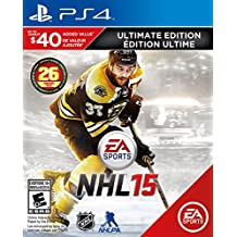 NHL 15 - Ultimate Edition - PlayStation 4
