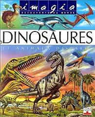 Dinosaures et animaux disparus par Laure Cambournac
