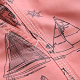Men's Lightweight Quick Dry Sailboard Sketch