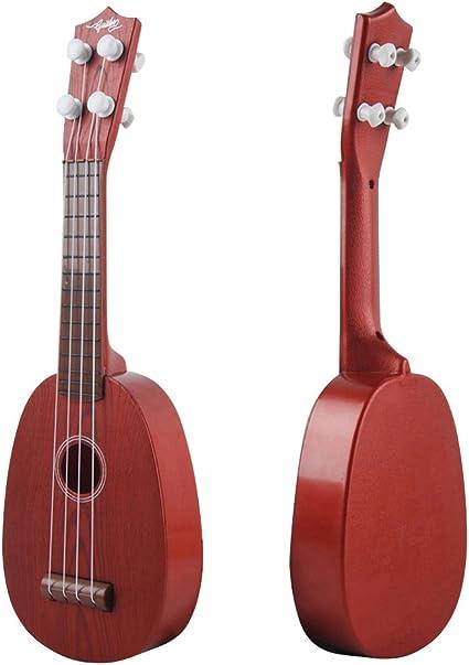kingtoys 4 cuerdas Guitarra para niños Mini Ukelele niños ...