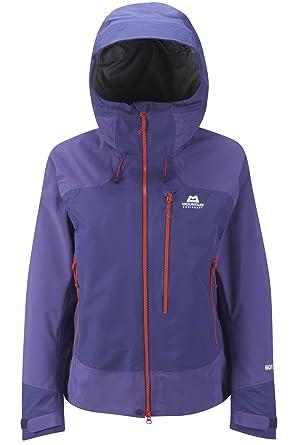 498188644 Mountain Equipment Womens Manaslu Jacket 8 INDIGO: Amazon.co.uk ...