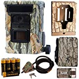 Browning DEFENDER 940 Wifi and Bluetooth Trail Game Camera (20MP) | BTC10D | Full Wildlife Observation Kit