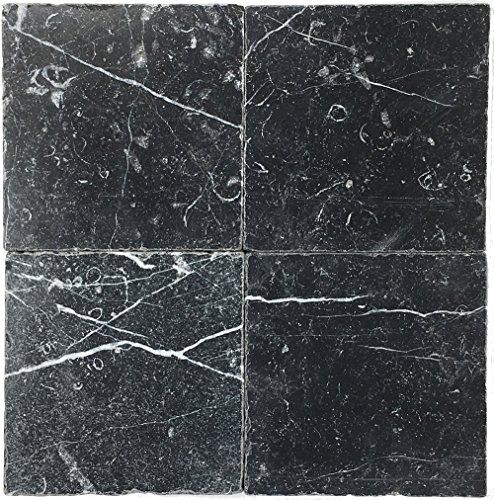 Vogue Tile Antique Look Black Marble (Nero Marquina) 6