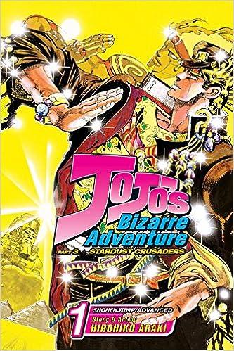 Jojo's Bizarre Adventure manga volumes ile ilgili görsel sonucu