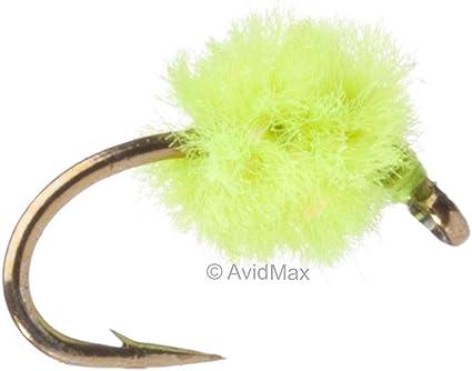 Umpqua Micro Spawn 12 Fly Fishing Eggs Multi-Packs