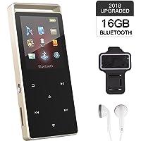 Iyzer 16GB Bluetooth MP3 Player Digital Music Player