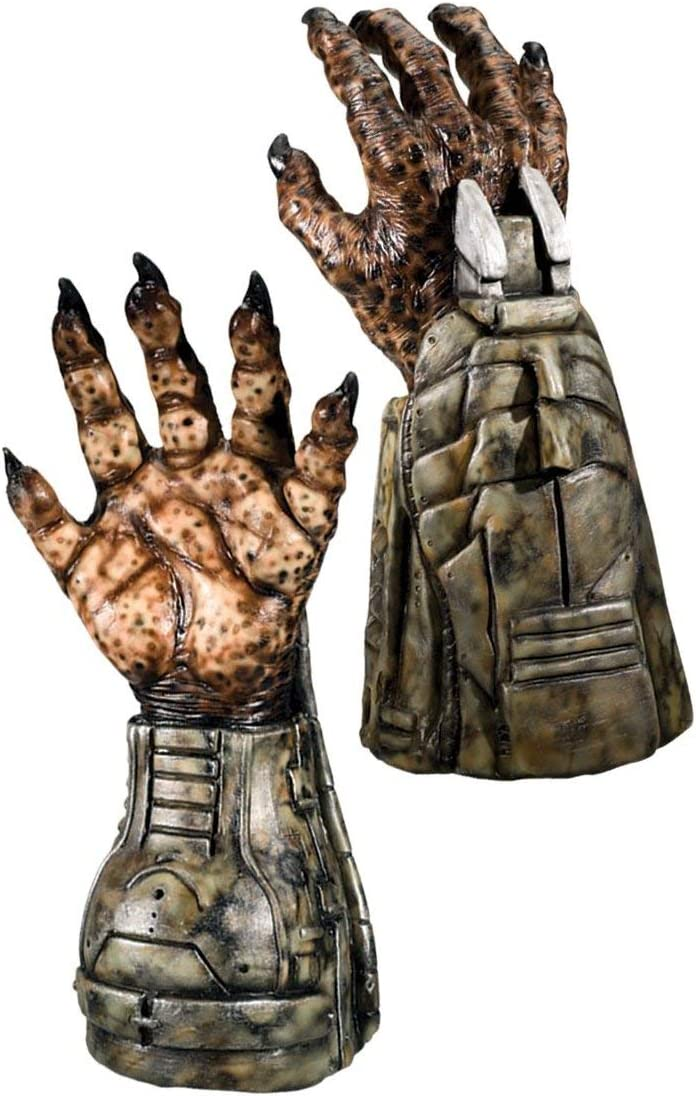 Rubies s Costume Co 17722 Predator Deluxe Latex Hands (accesorio ...