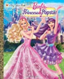 img - for Princess and the Popstar Big Golden Book (Barbie) book / textbook / text book