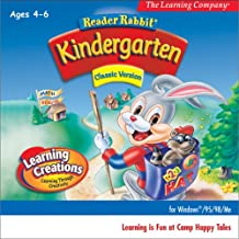 Reader Rabbit Kindergarten Classic (Jewel Case)