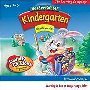 Reader Rabbit Kindergarten Classic (Jewel Case)