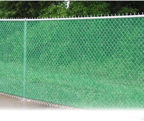 1 m X 50 m verde cortavientos para invernaderos pantalla Red para valla de jardín tela de punto: Amazon.es: Jardín