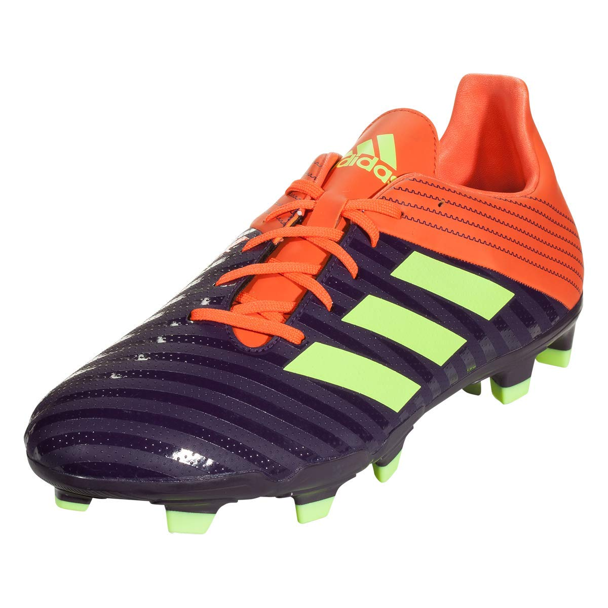 adidas Malice FG Rugby Boots, Purple, US 9 by adidas