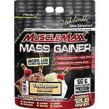 MUSCLEMAXX - MASS GAINER - Vanilla Dream - 12 Pound