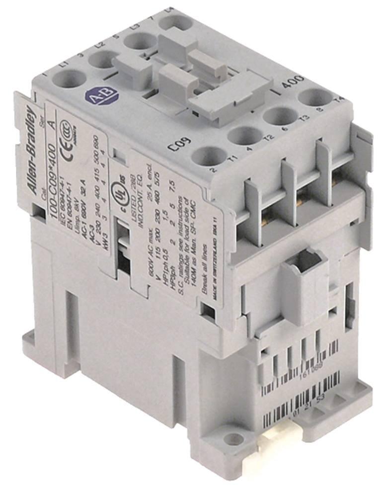 ELLISSE 230V AC1 32A Hauptkontakte 4NO Schraubanschluss 9A//4 kW Bezzera Leistungssch/ütz 100-C09*400 f/ür Kaffeemaschine B2000