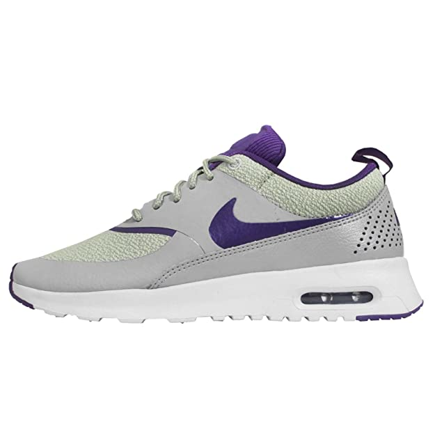 Nike Air Max Thea Women Schuhe silver wing-court purple-pure platinum - 36