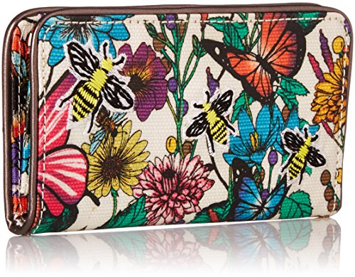 Sakroots Slim Wallet, Optic in Bloom by Sakroots (Image #2)