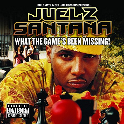 Santana Game - What The Game's Been Missing