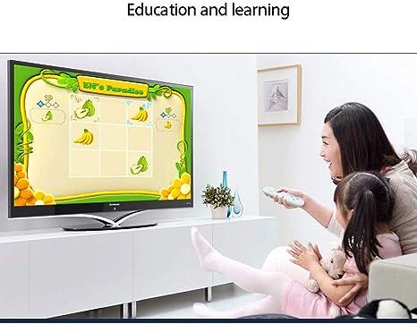 ZY Baile de Metal Dance Machine Wireless Home Manta Individual TV Ordenador de Doble Uso de Niños Baile Mats (Color: C) LOLDF1 (Color : B): Amazon.es: Hogar