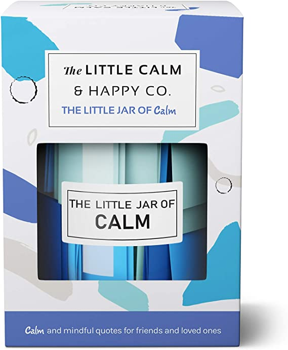 The Little Jar Of Calm