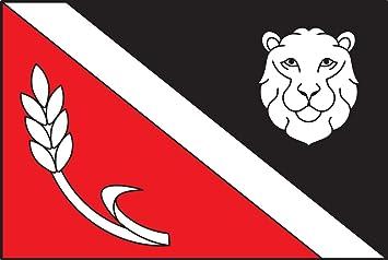 Amazon Com Magflags Large Flag Nova Ves U Sv Tle Znak A Vlajka