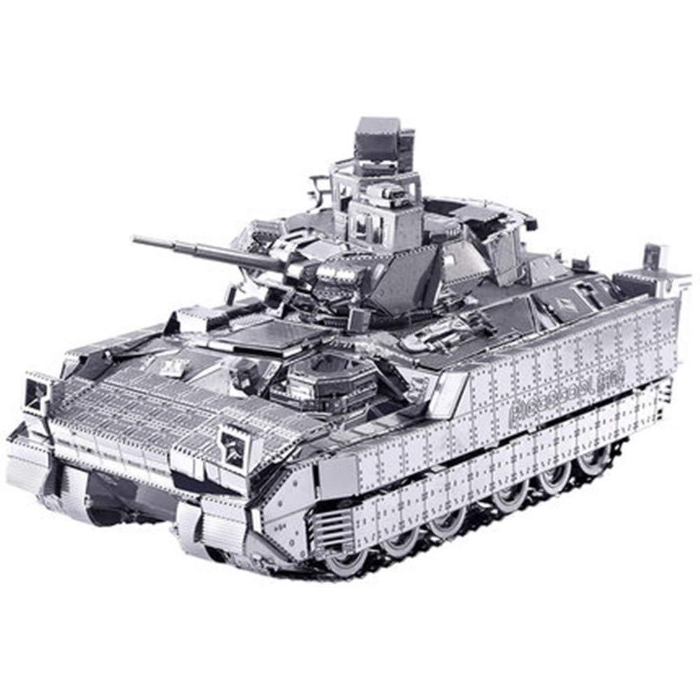 MQKZ Rompecabezas 3D ensamblado Bradley Infantry Fighting Vehicle ...