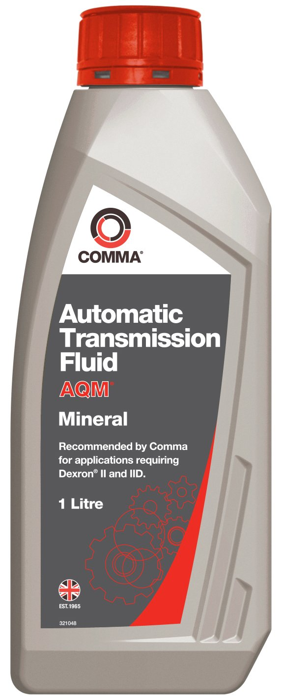 Automatic Transmission Fluid >> Comma Atm1l 1l Aqm Automatic Transmission Fluid Amazon Co Uk Car