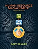 Book Cover for Human Resource Management (13th Edition)