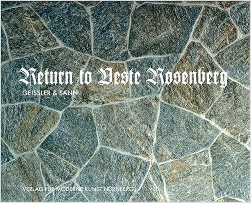 Beate Geissler & Oliver Sann: Return to Veste Rosenberg
