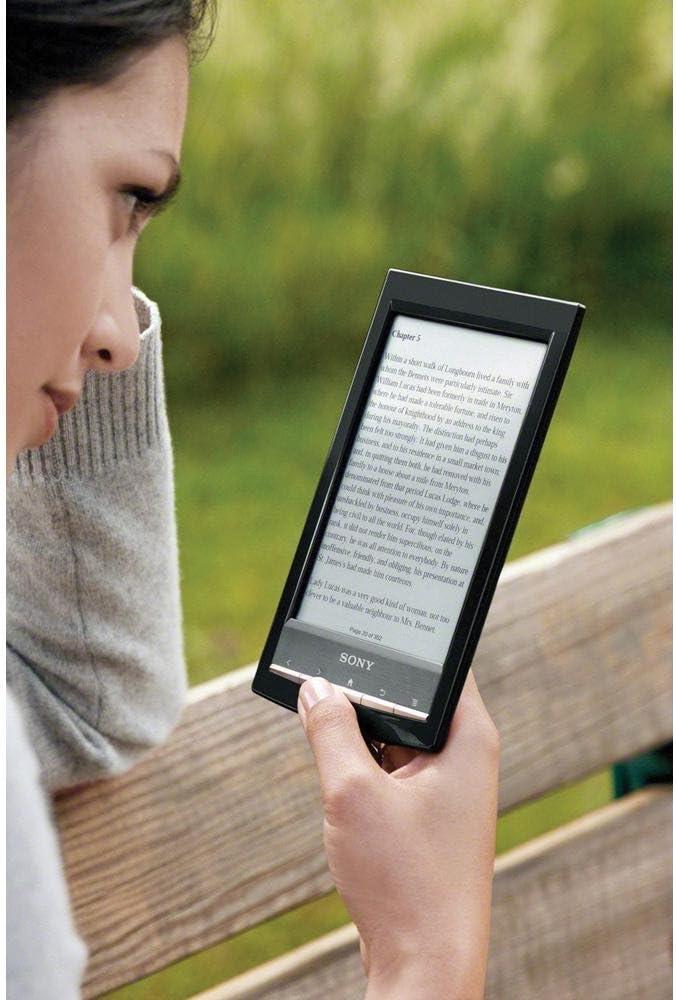 Tablet eBook Sony PRST1BC 6 Negro EU: Amazon.es: Electrónica
