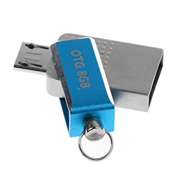 B Blesiya 2 in1 OTG USB 2.0 Disco Memoria Memoria USB con ...