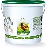AniForte Hühner-Wohlfühlkräuter 2,5 Liter - Ausgewählter Natur Kräuter-Mix speziell für Hühner, Löwenzahn, Brennnessel, Beifuß für Immunsystem, Vitalität, Wohlbefinden, Abwehrkraft, Verdauung