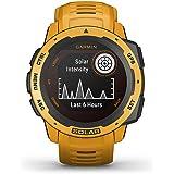 Relógio Smartwatch Garmin Instinct Outdoor GPS Reluzente