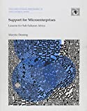 img - for Support for Microenterprises: Lessons for Sub-Saharan Africa (World Bank Technical Paper) book / textbook / text book