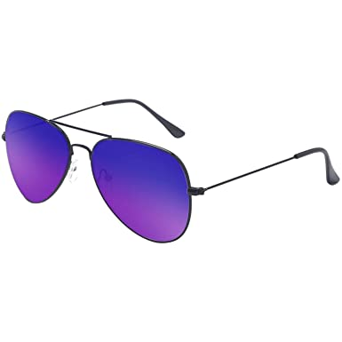 c6c9bed67f5 Xforia Polarized Boys Multicolor Lense Mercury Aviator Sunglasses For Women    Men (PL-FLX-201