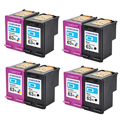 hotcolor Combo Pack 8pk cartucho de tinta reemplazo para ...