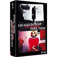Coffret Wim Wenders Les Ailes du désir / Paris, Texas