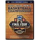 North Carolina Tar Heels 2017 NCAA Men's Basketball Championship DVD/Bluray Combo