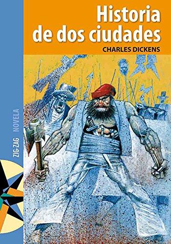 Historia de dos ciudades (Spanish Edition) by [Charles Dickens]