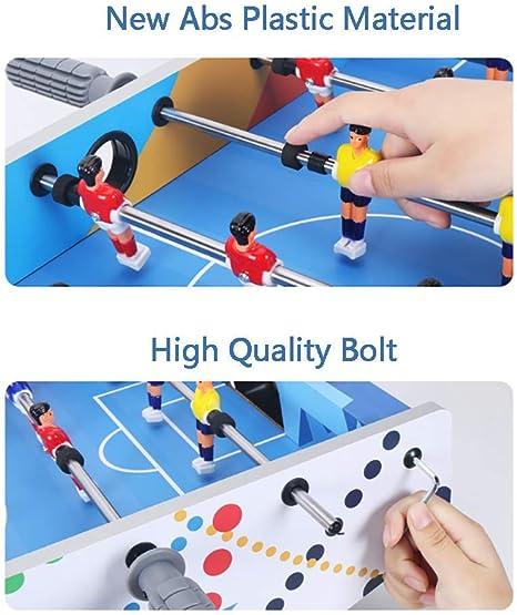 WHTBOX FutbolíN/FutbolíN para NiñOs,Juego de Mesa,FúTbolista ...