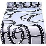 Santex 3608 Cinéma Chemin de Table Blanc