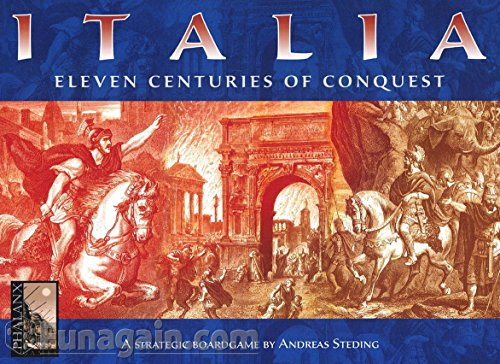 Italia Eleven Centuries of - Mayfair Locations