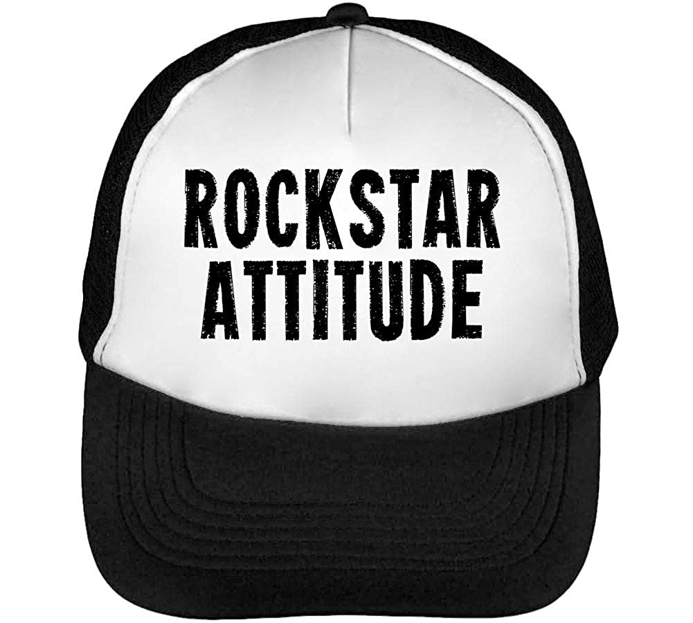Rockstar Funny Black Fashioned Slogan Gorras Hombre Snapback ...