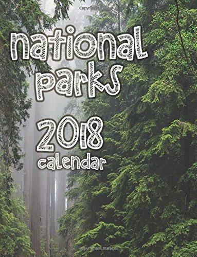 National Parks 2018 Calendar pdf epub