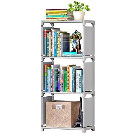 release date 01ec9 9597c 4 Tiers Nonwoven Fabric Kids Bookshelf Shelf Bookcase Small Waterproof Home  Furniture Children Books Closet Storage - 16.54 x 10.24 x 37''(L x W x H)