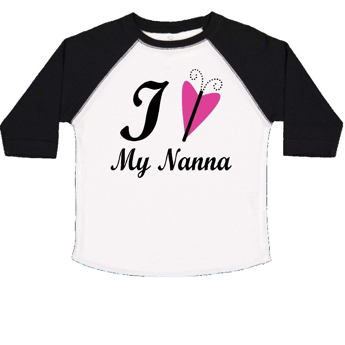 inktastic I Love My Nanna Toddler T-Shirt