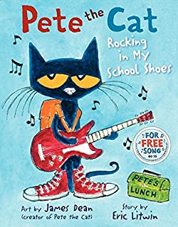 Worksheet. Pete the Cat I Love My White Shoes James Dean Eric Litwin